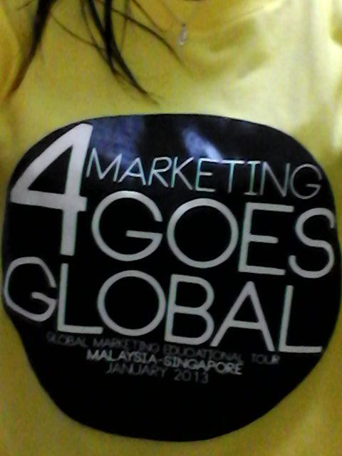 4 Marketing Goes Global