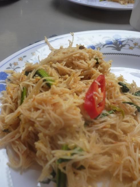 Spicy Bihon! Haha!