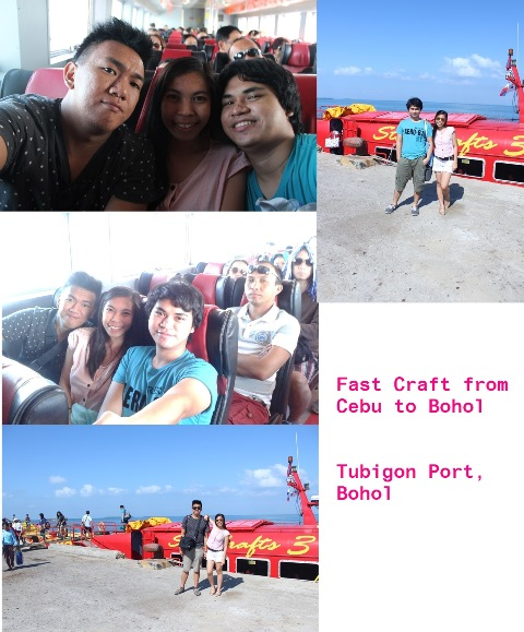 G Ferry to Bohol