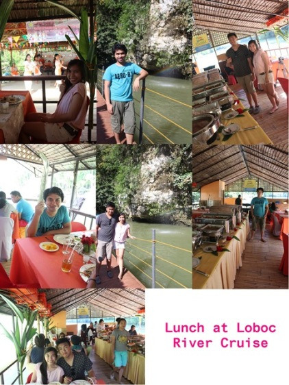 L Loboc River Cruise